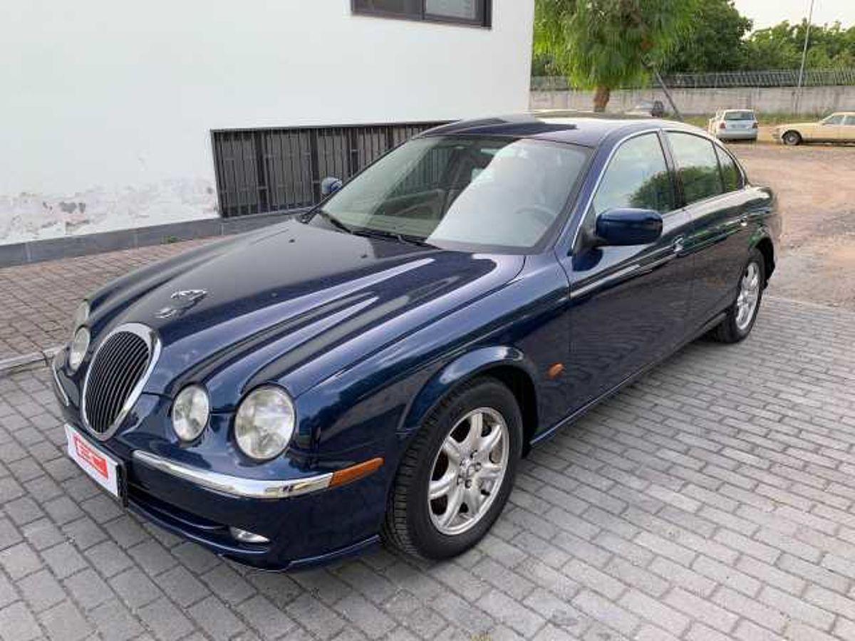 Jaguar S-Type  (X200-X202) (X200) 3.0 V6 24V cat